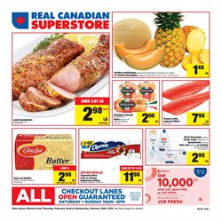 Grocery offers in the Real Canadian Superstore catalogue in Gatineau
