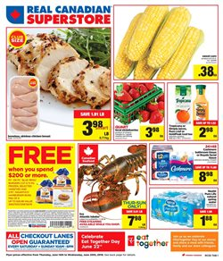 Real Canadian Superstore deals in the Hamilton flyer