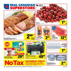 Real Canadian Superstore deals in the Bolton flyer
