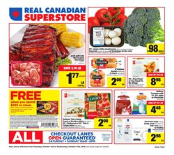Grocery offers in the Real Canadian Superstore catalogue in Sudbury