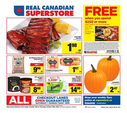 Real Canadian Superstore deals in the Coquitlam flyer