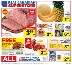 Grocery offers in the Real Canadian Superstore catalogue in Ottawa