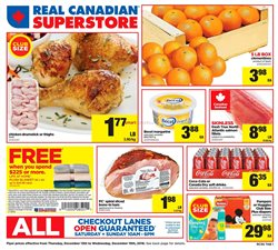 Real Canadian Superstore deals in the North York flyer