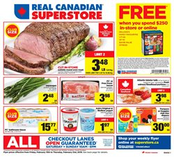 Real Canadian Superstore deals in the Winnipeg flyer