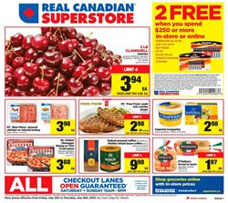 Real Canadian Superstore deals in the Edmonton flyer