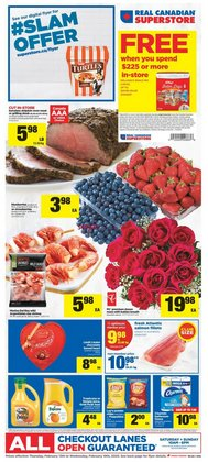 Real Canadian Superstore catalogue ( 2 days ago )