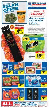 Grocery offers in the Real Canadian Superstore catalogue in Winnipeg ( 1 day ago )