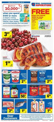 Grocery offers in the Real Canadian Superstore catalogue in Calgary ( Expires today )