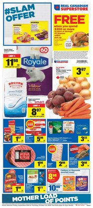 Real Canadian Superstore catalogue ( Published today )