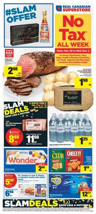 Real Canadian Superstore catalogue ( 1 day ago )
