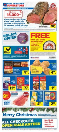 Real Canadian Superstore catalogue ( Expired )