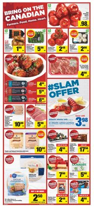 Grocery offers in the Real Canadian Superstore catalogue ( 2 days left )