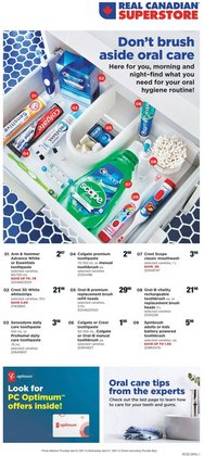 Real Canadian Superstore catalogue ( 5 days left )