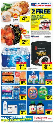 Real Canadian Superstore catalogue ( Published today)