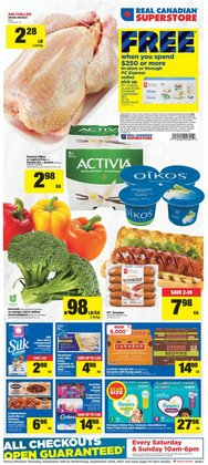 Real Canadian Superstore deals in the Real Canadian Superstore catalogue ( Published today)