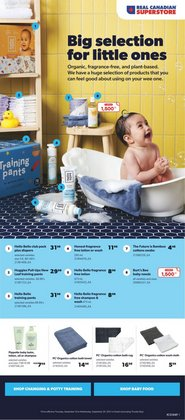 Grocery deals in the Real Canadian Superstore catalogue ( 2 days left)