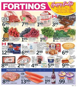 Santa deals in the Fortinos catalogue ( 12 days left)