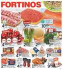 Grocery offers in the Fortinos catalogue in Toronto ( Expires tomorrow )