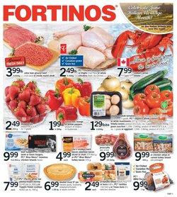 Fortinos deals in the Fortinos catalogue ( Expired)