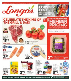 Longo's catalogue ( 7 days left)