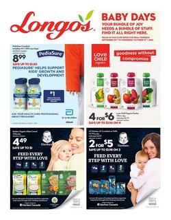 Longo's deals in the Longo's catalogue ( 8 days left)