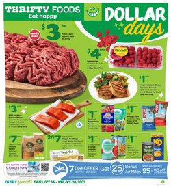 Thrifty Foods catalogue ( Expires tomorrow)