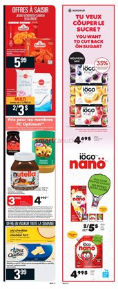 Provigo deals in the Montreal flyer