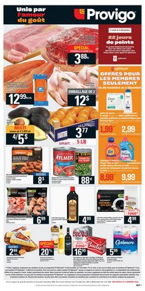 Provigo catalogue ( Expires today )