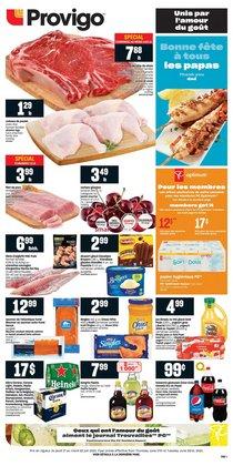 Provigo catalogue ( 3 days left)