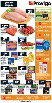 Provigo catalogue ( 9 days left)