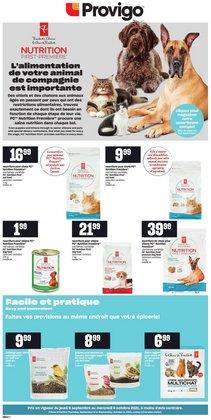 Provigo catalogue ( 12 days left)