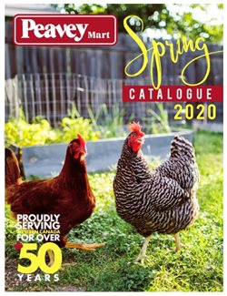 Peavey Mart catalogue ( More than a month )