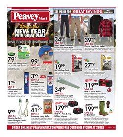 Peavey Mart catalogue ( Expired )