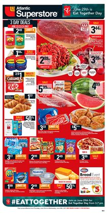 Atlantic Superstore deals in the Charlottetown (Prince Edward Island) flyer