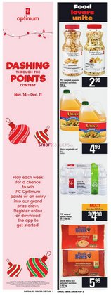Grocery offers in the Atlantic Superstore catalogue in Saint John
