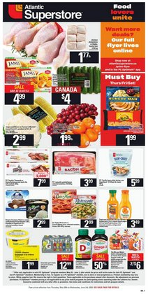 Atlantic Superstore catalogue ( 3 days left )
