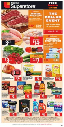 Atlantic Superstore catalogue in St. John's ( Published today )