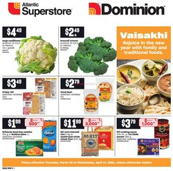 Atlantic Superstore catalogue in St. John's ( 2 days left )