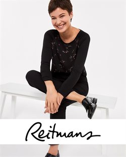Reitmans deals in the Victoriaville flyer