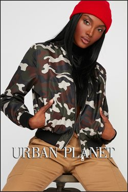 Urban Planet deals in the Montreal flyer