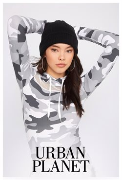 Urban Planet catalogue ( 22 days left )