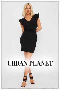 Urban Planet catalogue in Montreal ( More than a month )