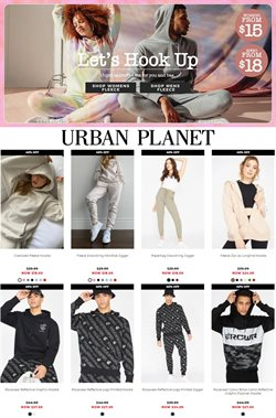 Urban Planet catalogue ( Expired )