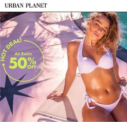 Urban Planet deals in the Urban Planet catalogue ( 1 day ago)