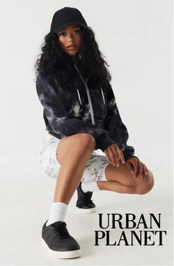 Urban Planet deals in the Urban Planet catalogue ( 7 days left)