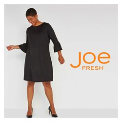 Clothing, shoes & accessories offers in the Joe Fresh catalogue in Trois-Rivières