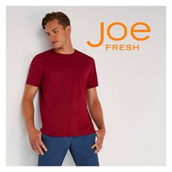 Clothing, shoes & accessories offers in the Joe Fresh catalogue in Vancouver