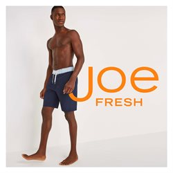 Joe Fresh deals in the Montreal flyer