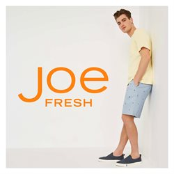 Joe Fresh deals in the Trois-Rivières flyer