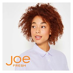 Joe Fresh catalogue ( 10 days left )
